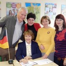 Vokiečių k. dienos mokykloje